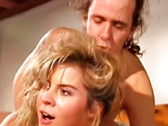 Vintage, Hairy anal, Hairy vagina, Blond hairy, 69 anal, Big anal threesome