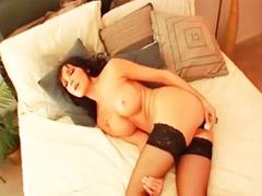 Stockings dildo, Interracial asia, Big dildo, Asian interracial, Interracial stockings, Dildo ass