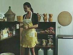 ضربة سريعة, المطبخ