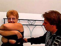 할머니씹, 할머니후장, 할머니 후장