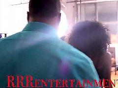 Bukkake black girl, Banyo kızını