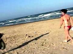 Spiaggia amatoriale
