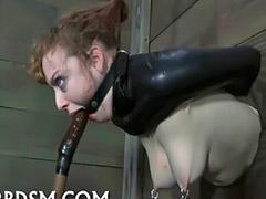 Submissions, Submissed, Shocking, Shocked, Fetish babes, Dominate couple