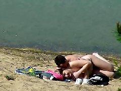 Voyeur, Spy, Beach