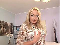 Reifen, anal, Reif blond brille, Blonde ,reife, Blonde reife anal, Reife anal, Reifen