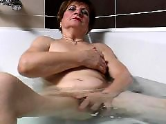 The bathing, Milf bath, Masturbation in bath, Masturbation granny, Mature granny masturbation, Mature amateur masturbation