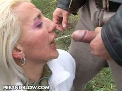 Mature, Pissed on