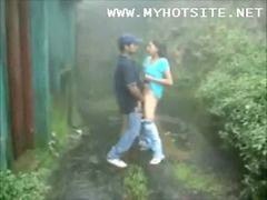Video sex, Video, Outdoor, Garden