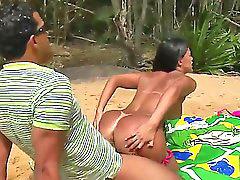 Panocha penetrada, En frente novio, En brasileñas, Delante de su novio, Les gusta que los miren, Delante del novio
