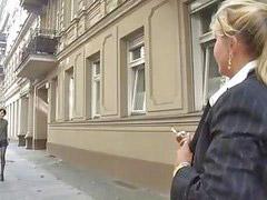 ドイツ人熟女