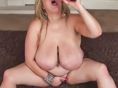 Boy, Fat, High heels, Bbw, Bbw solo