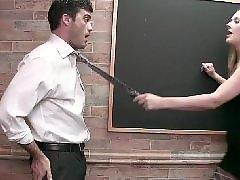 Teacher, Ballbusting