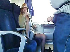 Mature, Train, Wife