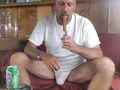 Dad, Smoking