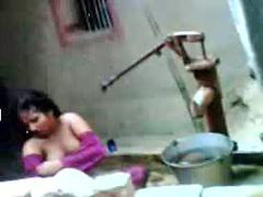 Shower, Bangladeshi, Shower,, Deshi girl, Showering, Shower girls