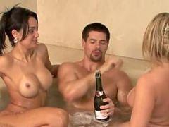 Hamam, Banyo yıkanmak, Banyo