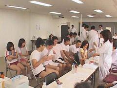 Japanese schoolgirl, Schoolgirl, Medical, Japanese
