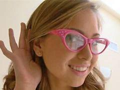 阿璃h, 戴眼鏡的, 璃川莉娜, 眼镜, 女小学生b, 女小学生b,