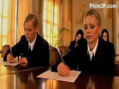 Russian, Xxx, School, School girl, Lesson, Russ