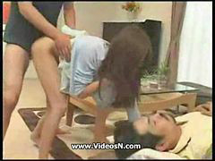 Japanese, Japanese wife, Japanese wife fuck, Friend s wife, Wife fucks friend, Wife fucking friend