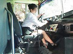 Boy, Bus