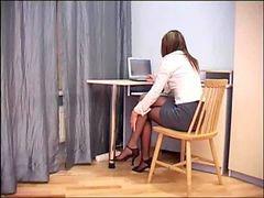 Sex sekretarice, Sekretarica