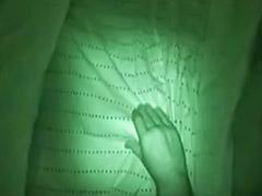 در خواب