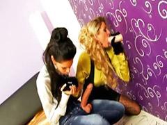 Lesbian pornstars