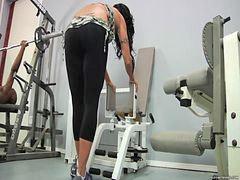 Fitnes anal, Enem,a