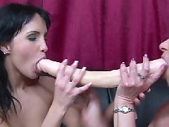 Two she, Two penetration, Two cumshots, Two anal, Taking two, Takes anal