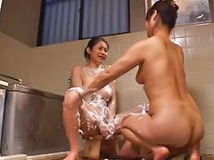 Hairy lesbian, Japanese lesbian