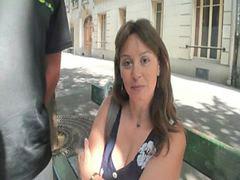 Francesa madura, Maduras francesas