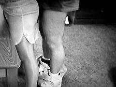 جوارب طويلة, ابن مع ام