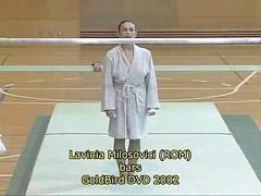 Nude, Romanian, Gymnastics