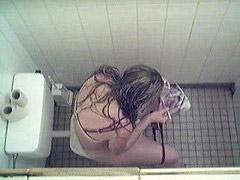 Julie, Hidden toilet, Hidden toilet cam, Cam toilet, Toilet cam, Toilet hidden