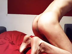 Jerking handjob, Wank off, Toy solo anal, Toy cum, Toy anal solo, Wank and cum