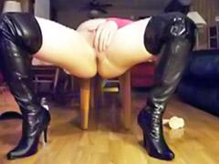 Big ass amateur, Anal bareback, Amateur anal gay, Big ass anal, High heels, Gay bareback