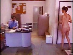 Naked office, In office, In offic