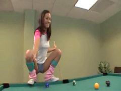 Pool table, A table, Table, Pool, تلصص pool