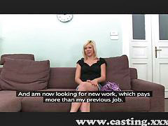 Casting, Facial, Innocent, First time, Facials, Cast