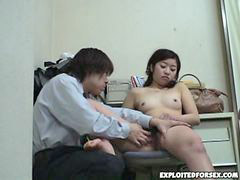 Japanese teen, Teens japanese, Teen caught, Shoplift, Forces teen, Force japanese