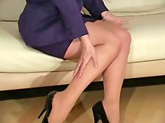 Pantyhose, Nina hartley