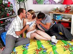Threesome, Teen