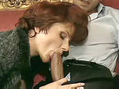 French, Mature, Cougar