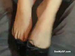 Footj, Sexy foot, Sexy toes, Pink sexy, Sexy pink, Sexy footjobs
