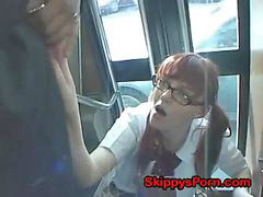Japanese bus, Facial, Japanese, Bus japanese, On bus
