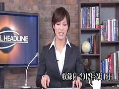 Japanese, News, Japanese real, News reader, News  reader, Japanese news