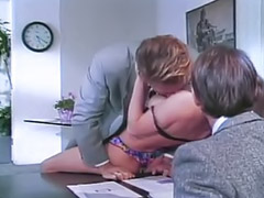 سکس پاشنه بلند, سكس زوجها موجود, در اداره, پاشنه بلند