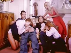 Bajitas, Sexo en grupo, Vendimia