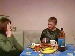 Mom son, Mom and son, Russian mom, Russian mature